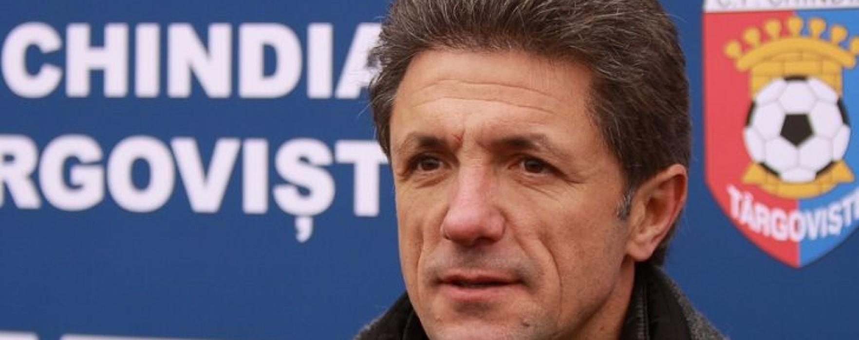 Gică Popescu se va retrage de la Chindia Târgovişte
