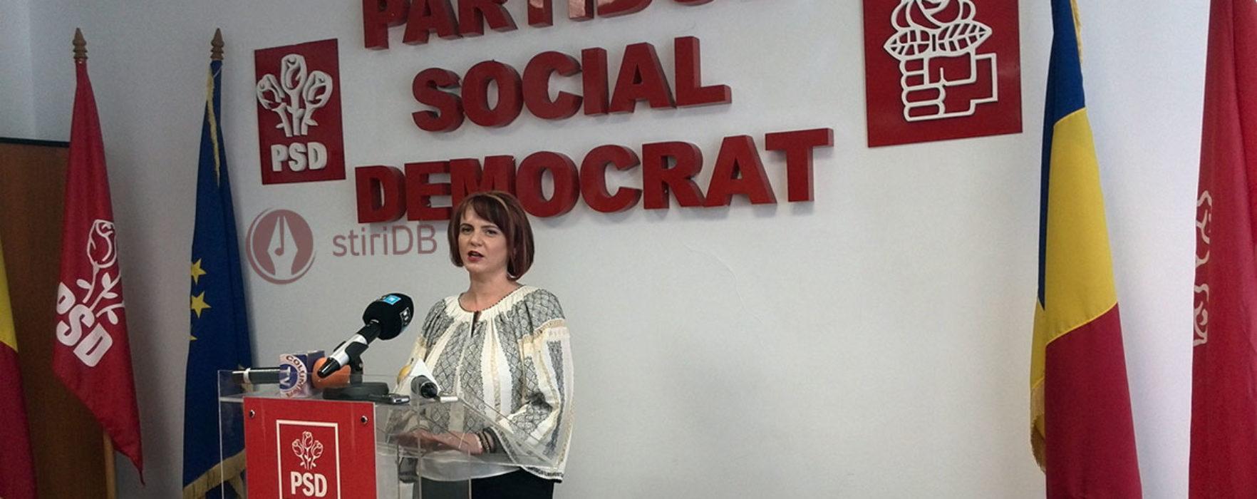 Claudia Gilia (PSD): CCR spune că trebuie să se stabilească un prag în cazul abuzului în serviciu; decizia e obligatorie