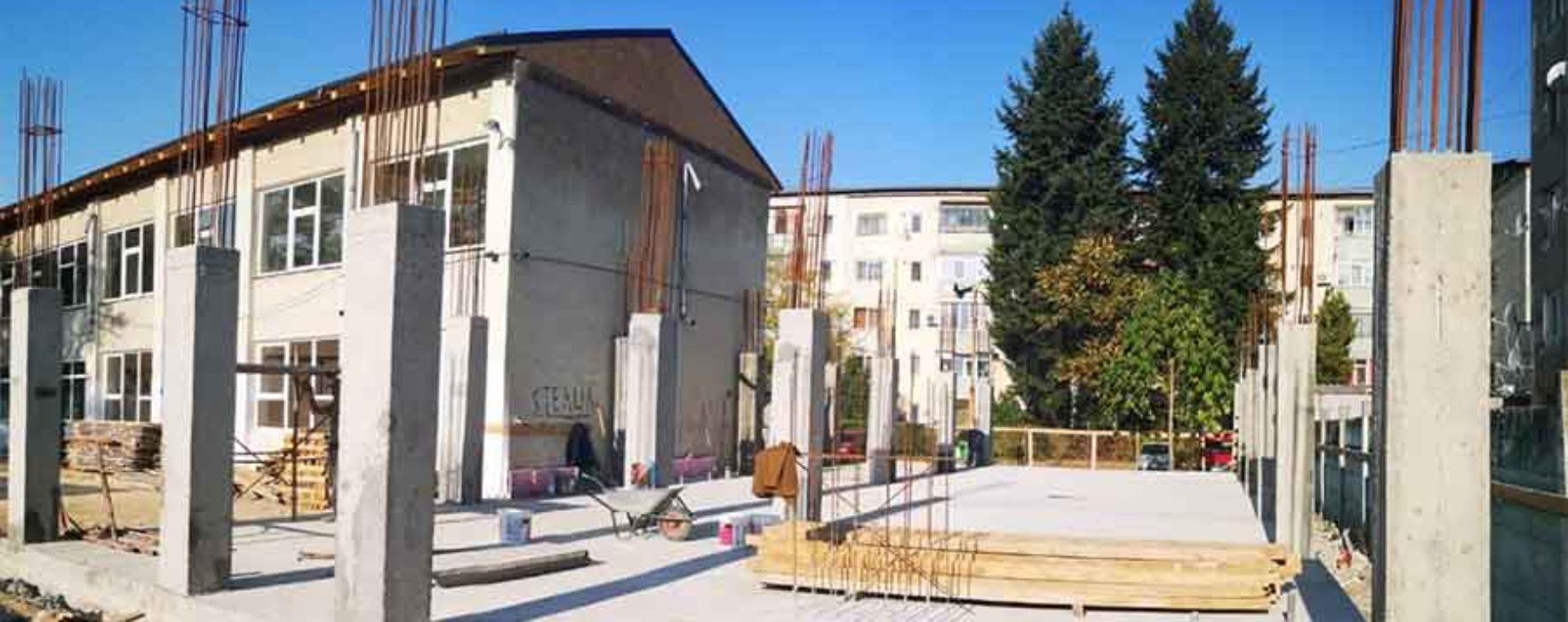 """Târgovişte: Grădiniţa nr. 8 """"Rază de soare"""", în lucrări de reabilitare"""