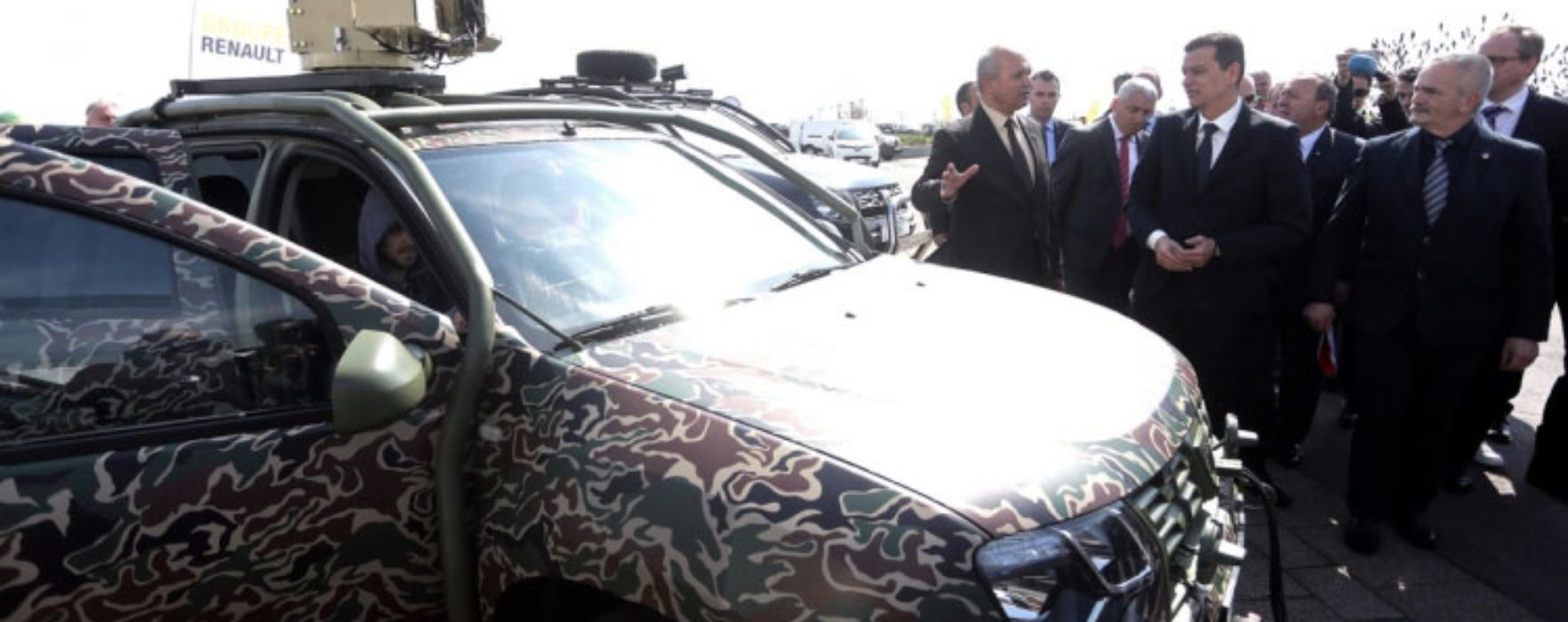 Grindeanu: I-am asigurat pe reprezentanții Renault că infrastructura e una dintre prioritățile noastre (video)