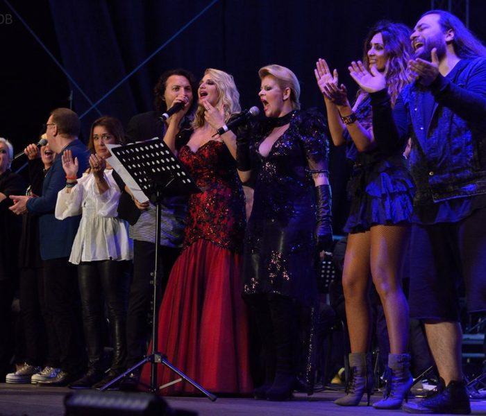 '10 ani… spre rai' – concert in memoriam Laura Stoica, la Târgoviște [FOTO]