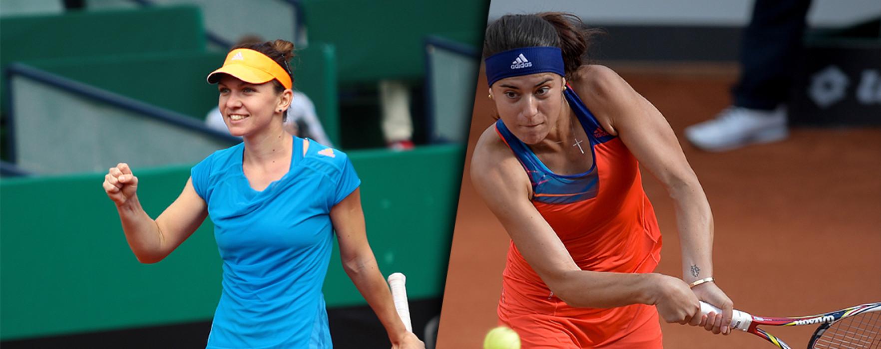 UPDATE Tenis: Rezultate Sorana Cîrstea  și Simona Halep în turul 3 de la Roland Garros