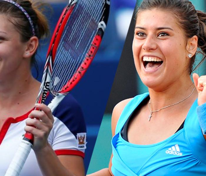 Simona Halep și Sorana Cârstea s-ar putea intalni în turul 3 la Australian Open