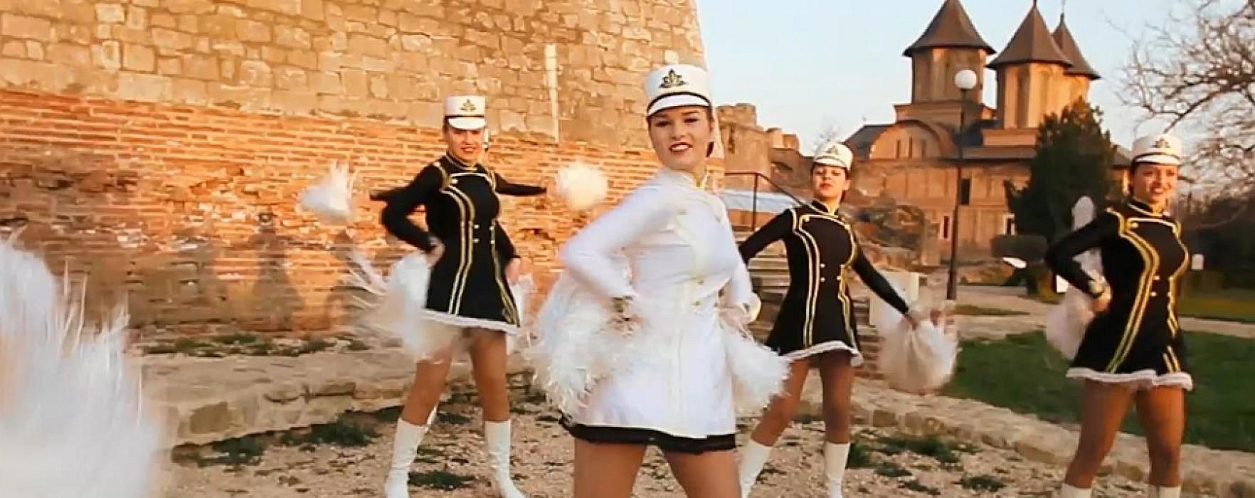 Târgovişte e happy (video)