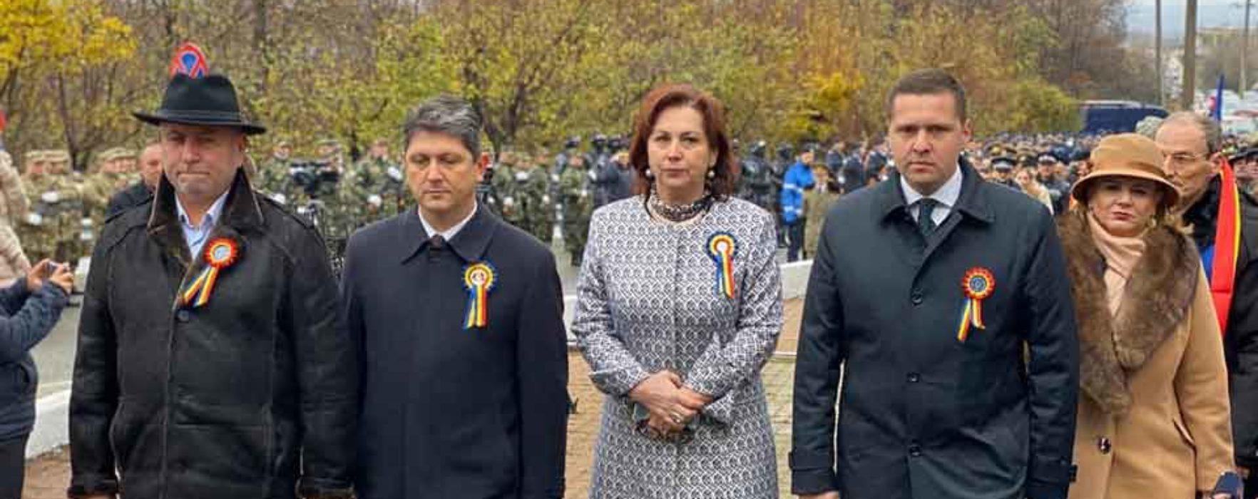 #1decembrie Carmen Holban, deputat PSD: La mulţi ani, români!