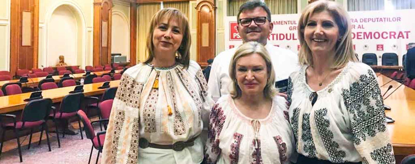 Carmen Holban, deputat PSD: Ia, simbol românesc