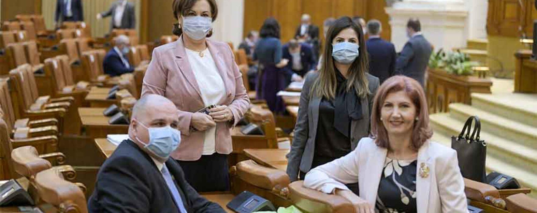 Carmen Holban, deputat PSD: Anisie a avut o prestaţie jalnică, am votat moţiunea împotriva ministrului Educaţiei