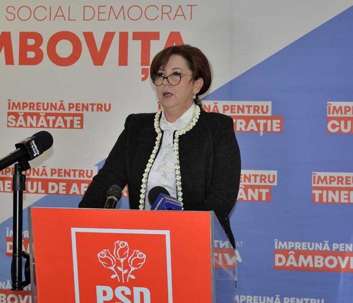 Carmen Holban (PSD): Premierul Cîțu ne ține din minciună în minciună
