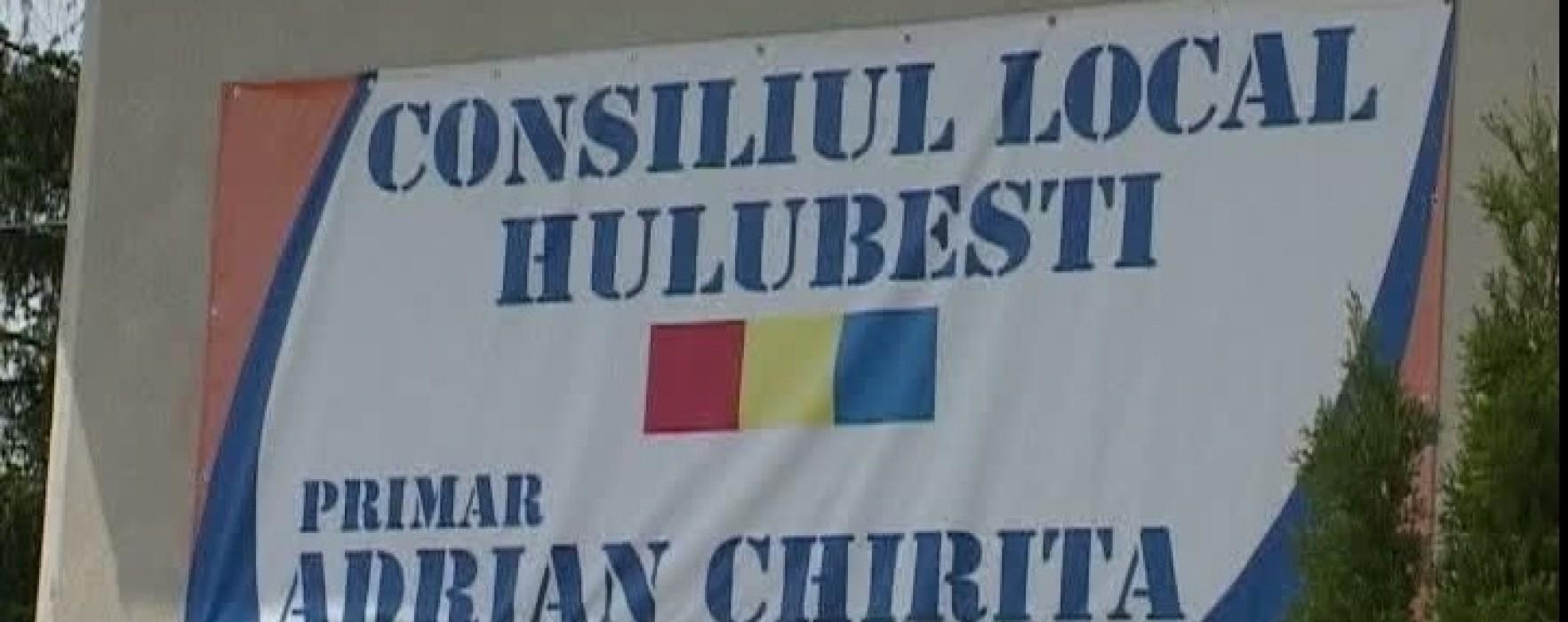 Alegeri pentru Consiliul Local Hulubeşti, în 25 mai