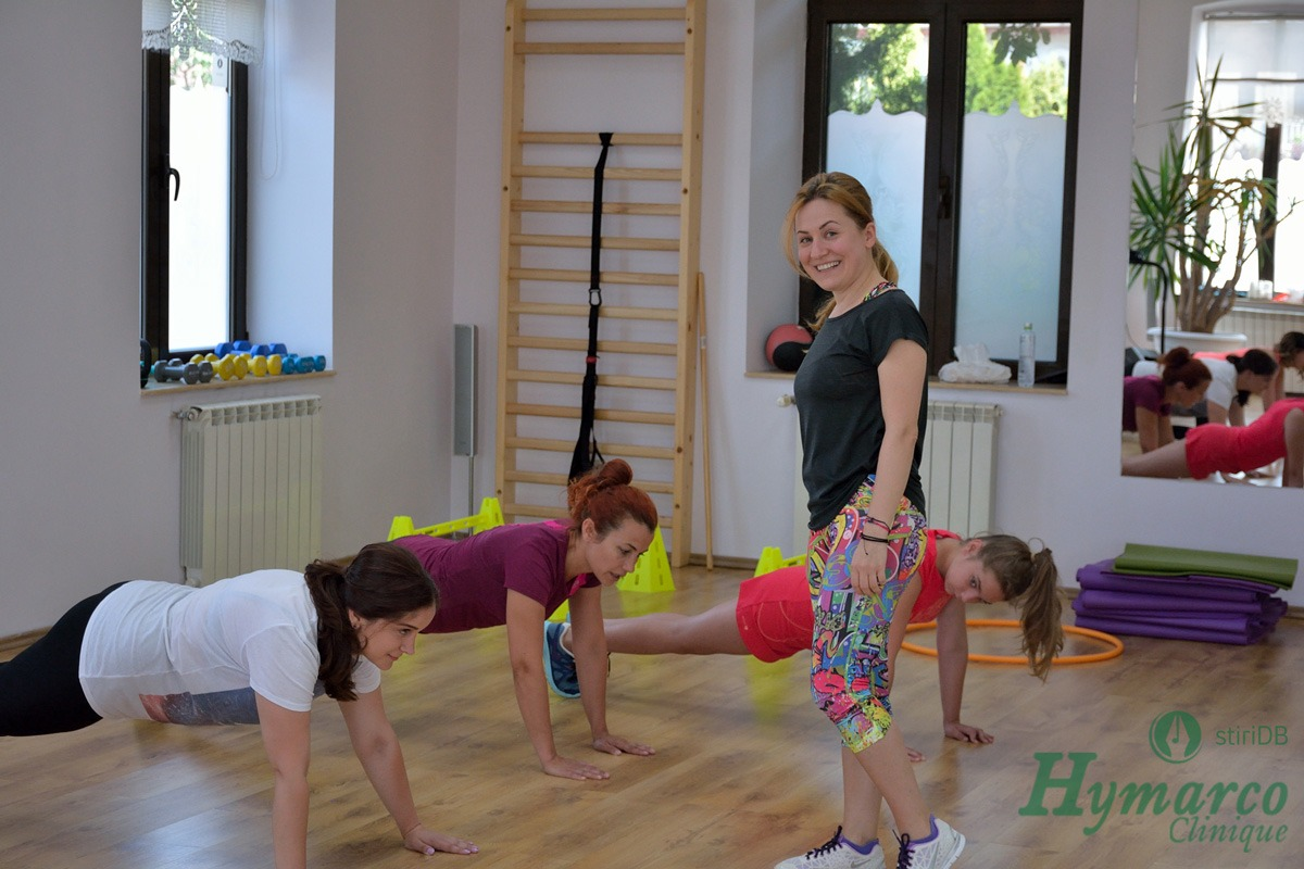 Hymarco Beauty Clinique Fitness Yoga Aerobic Polixenia Rodina