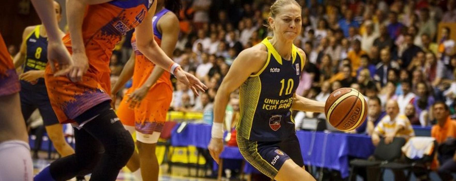 Baschet feminin: CSM Târgovişte va întâlni ICIM Arad în finala Ligii Naţionale