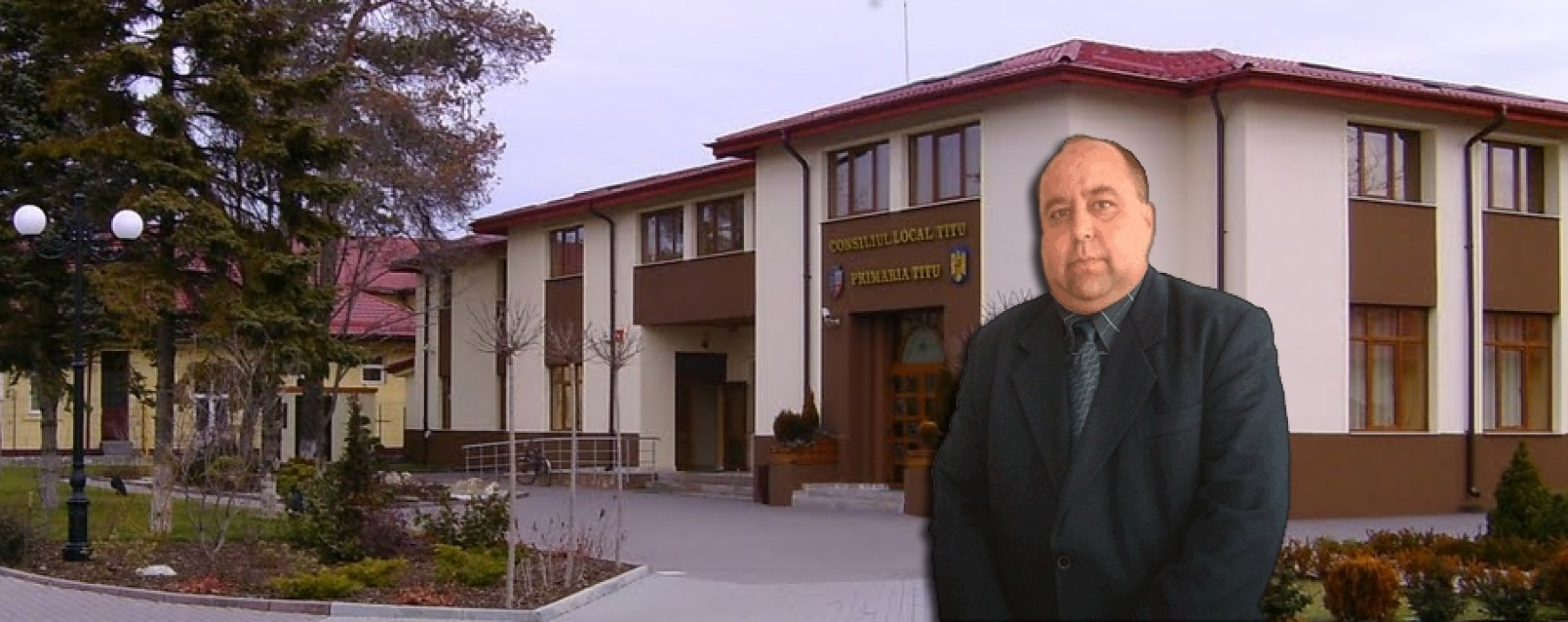 Fostul primar de la Titu, Ilie Dinu, cercetat pentru abuz în serviciu