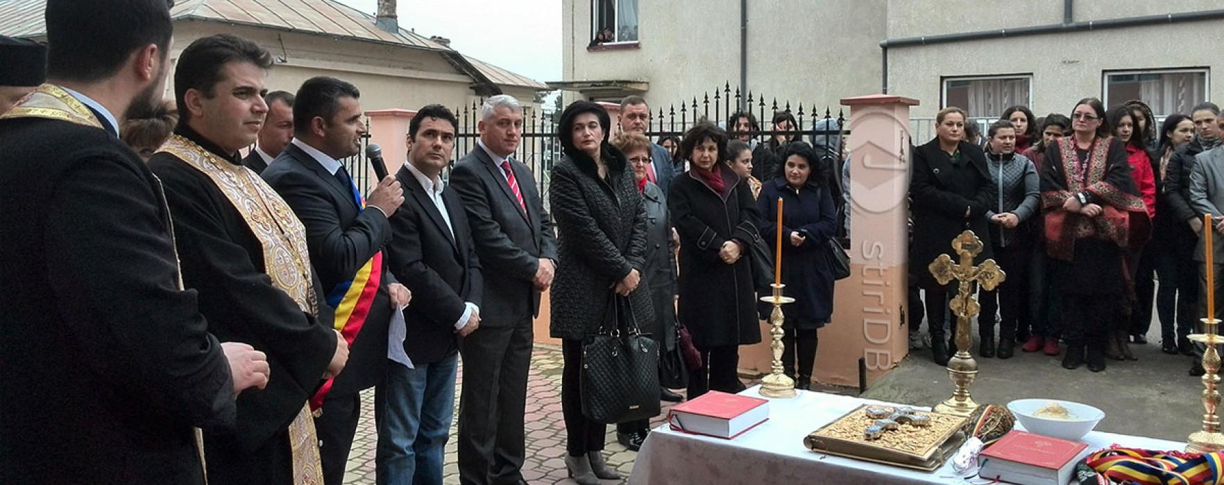 Grădiniţa din Băleni, inaugurată în prezenţa ministrului Educaţiei