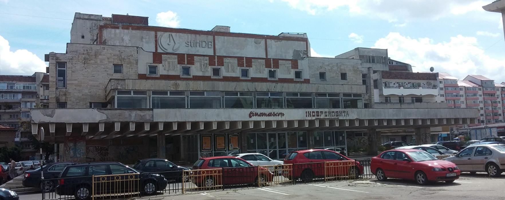 Primăria Târgovişte vrea să reabiliteze Cinematograful Independența cu bani europeni