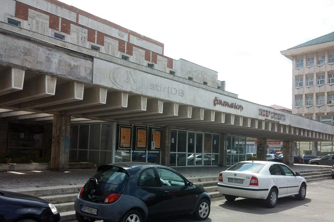 Primăria Târgovişte: Au început lucrările de reabilitare a Cinematografului Independenţa
