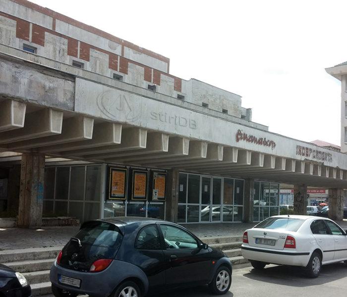 Târgovişte: Lucrările de reabilitare a Cinematografului Independenţa vor începe, cel târziu, anul viitor