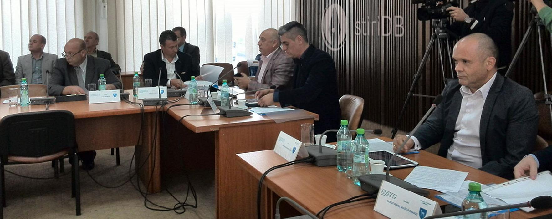 Independenţii, cei care contribuie la realizarea majorităţii în CJ Dâmboviţa