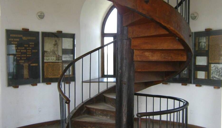 interior turnul chindiei