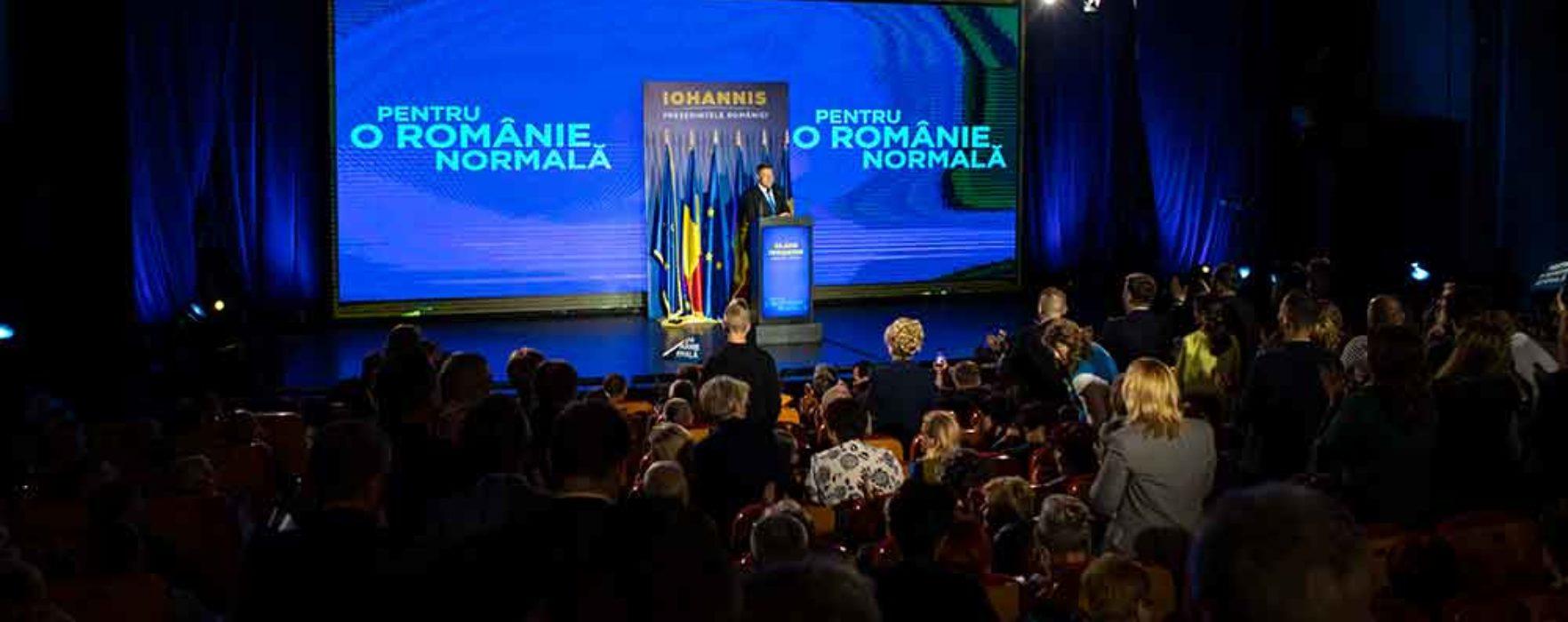 PNL Dâmbovița: Klaus Iohannis a făcut tot ceea ce putea să facă un președinte pentru a opri atacurile PSD împotriva statului român