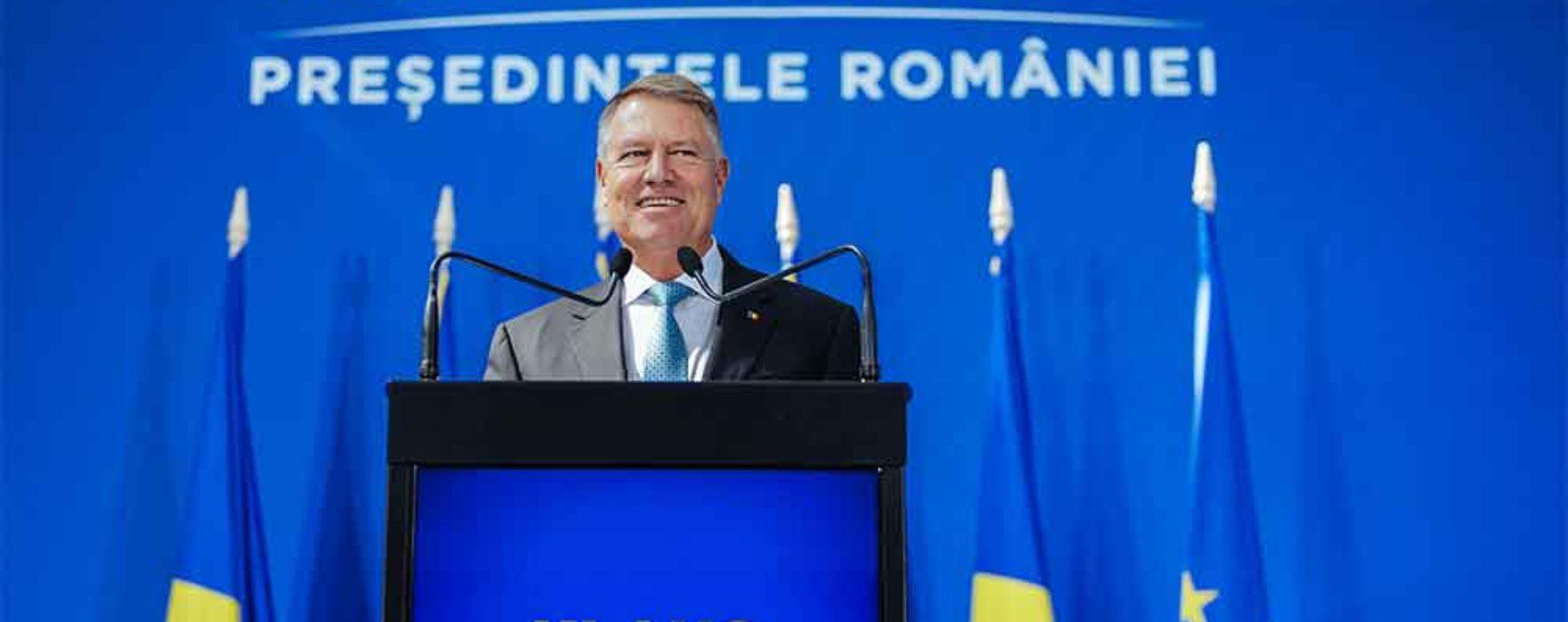 PNL Dâmbovița: Președintele Klaus Iohannis i-a cucerit și pe olteni