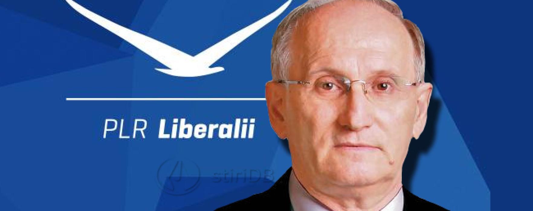 Deputatul de Târgovişte Ion Pârgaru a trecut la partidul lui Tăriceanu
