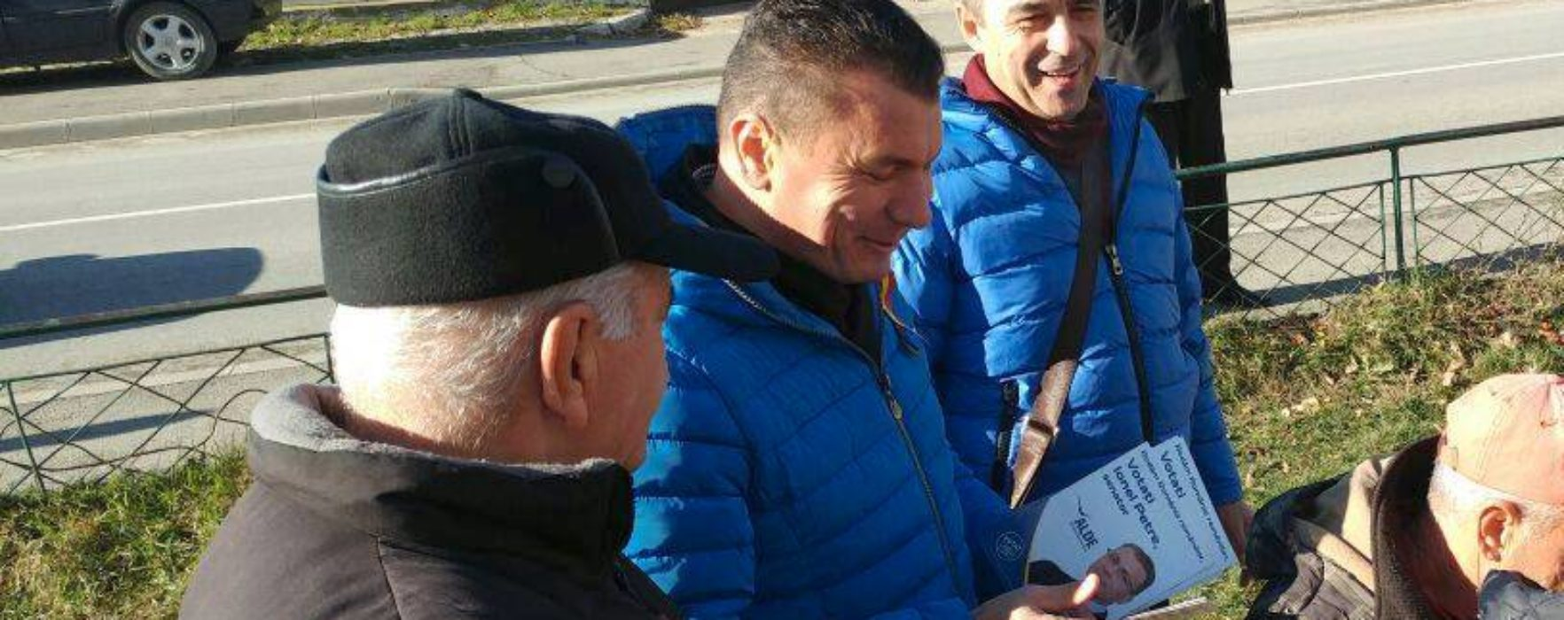 Electoral – Ionel Petre, candidat ALDE Dâmboviţa: Susţin investiţii în infrastructura de irigaţii