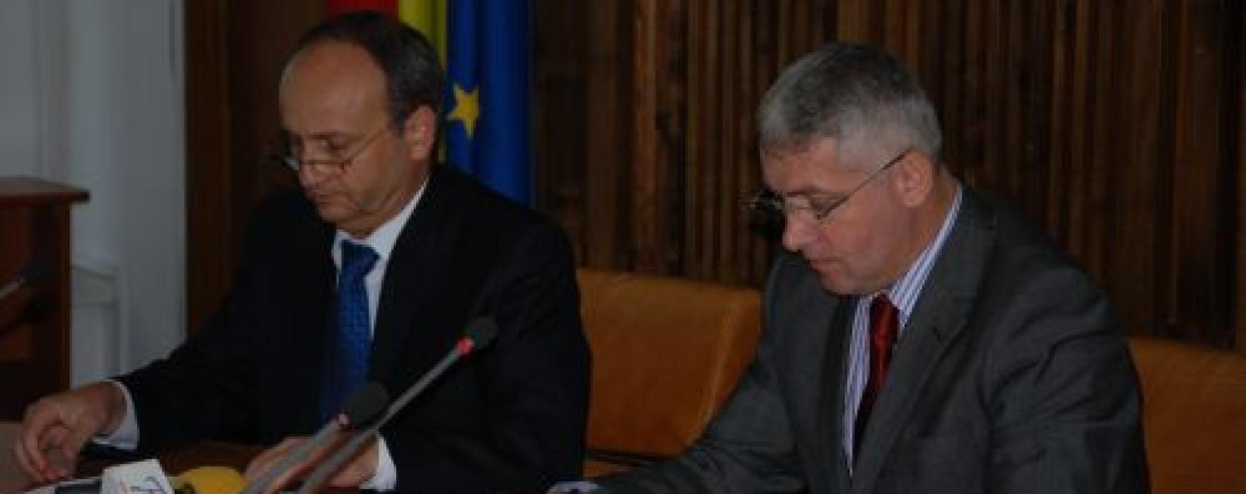 Îmbunătăţirea comunicării în domeniul situaţiilor de urgenţă în Dâmboviţa, printr-un proiect european