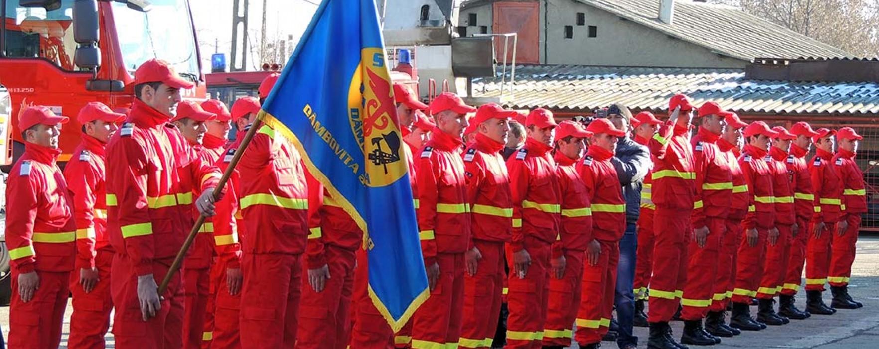 Şase ani de SMURD în Dâmboviţa