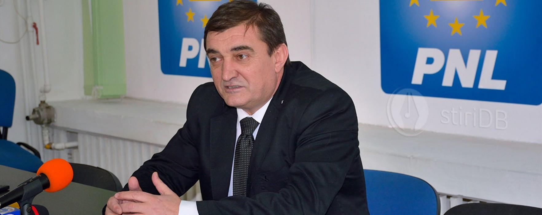 Iulian Vladu: Anul 2016 va fi anul PNL în judeţul Dâmboviţa
