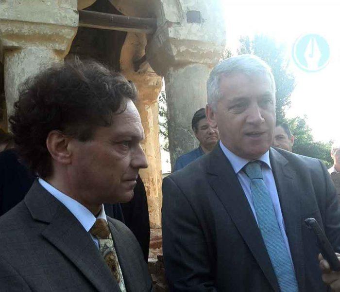 Ministrul Culturii, George Ivaşcu, vizită de lucru în Dâmboviţa