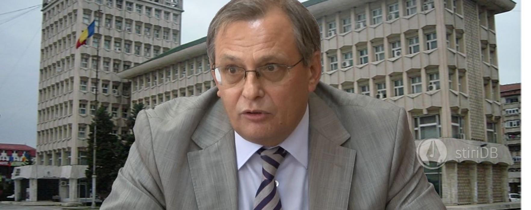 Antonel Jijie, noul prefect de Dâmboviţa