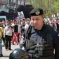 Parola pentru intrarea în Târgoviște, în ziua mitingului PSD, era formată dintr-o singură literă
