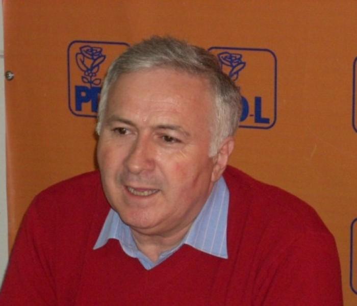 Jean Popescu a renunţat la funcţia de preşedinte interimar al PDL Dâmboviţa