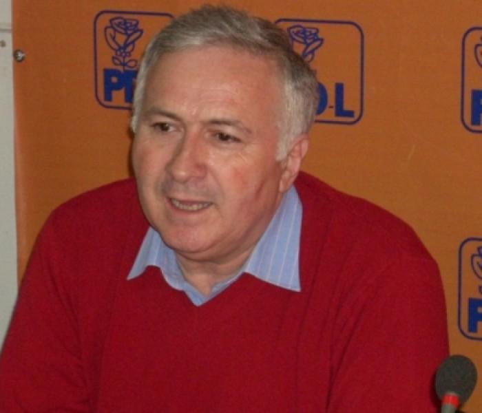 Jean Popescu: Nu-mi convine deloc că sunt în funcţia de preşedinte al PDL Dâmboviţa (audio)