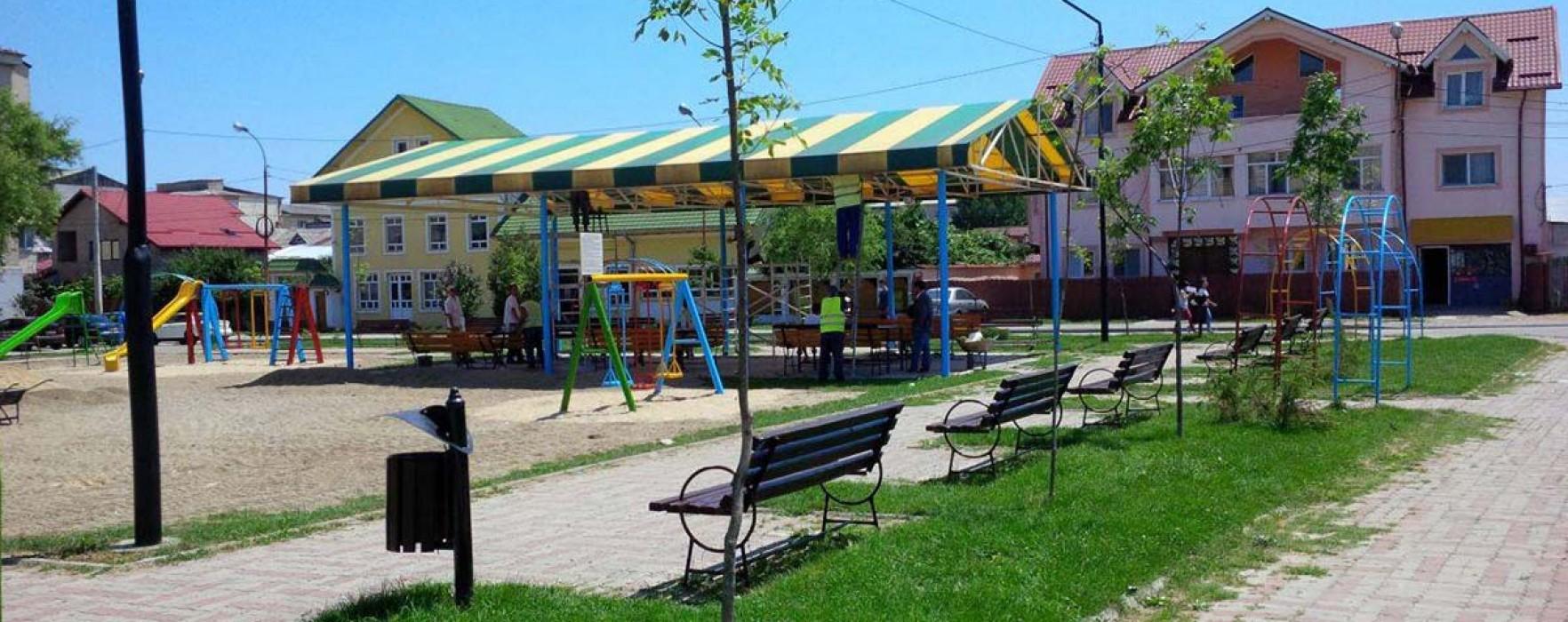 Târgovişte: Lucrări de modernizare a infrastructurii în micro 2