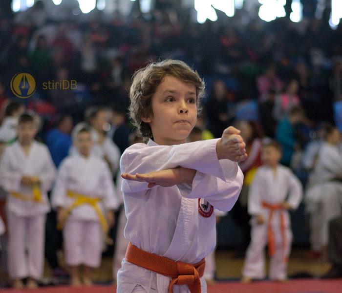 Karate: Peste 800 de sportivi, la Campionatul Național WUKF de la Târgoviște (foto)