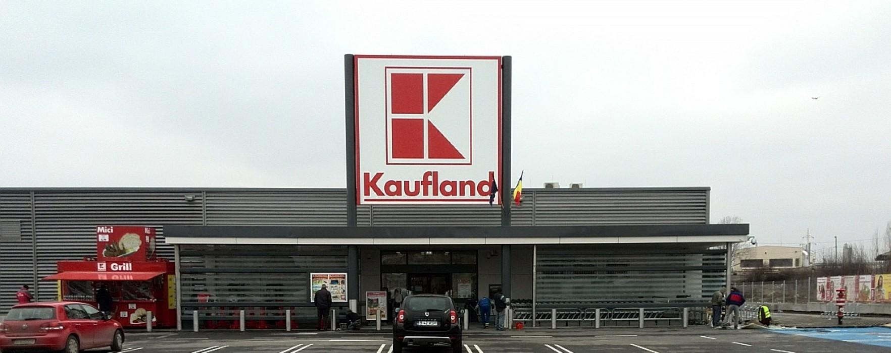 Kaufland a inaugurat al doilea supermarket în Târgovişte