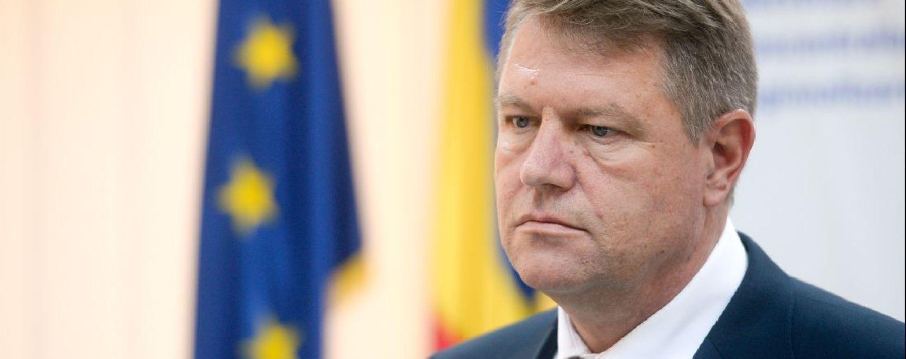 Klaus Iohannis – marţi, la Târgovişte; programul vizitei modificat