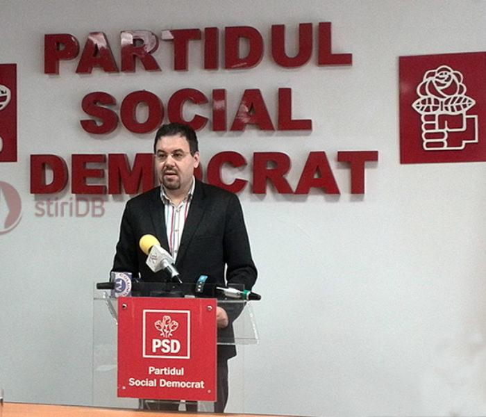 Leonardo Badea (deputat PSD): Avem semne de întrebare faţă de cum s-au realizat ordonanţele de rectificare pe 2016