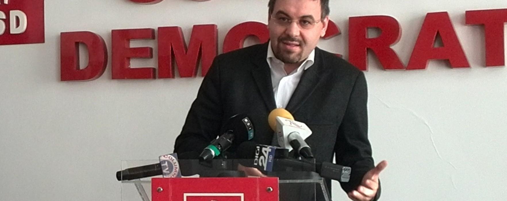 Leonardo Badea (senator PSD): Interesul nostru este ca USL să meargă mai departe