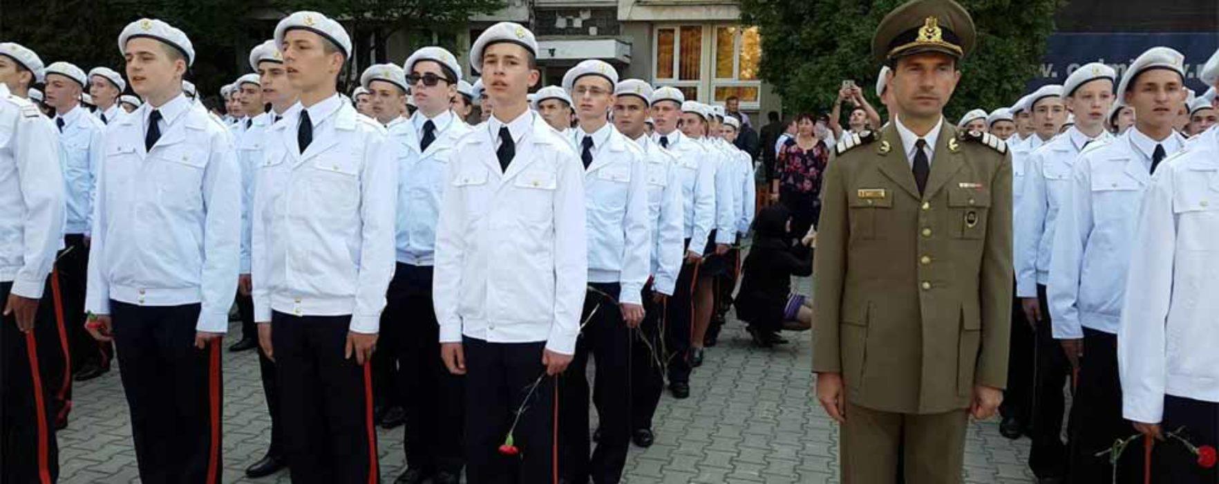 Târgovişte: Va fi înfiinţat un liceu militar în clădirea unde este acum Liceul Constantin Brâncoveanu