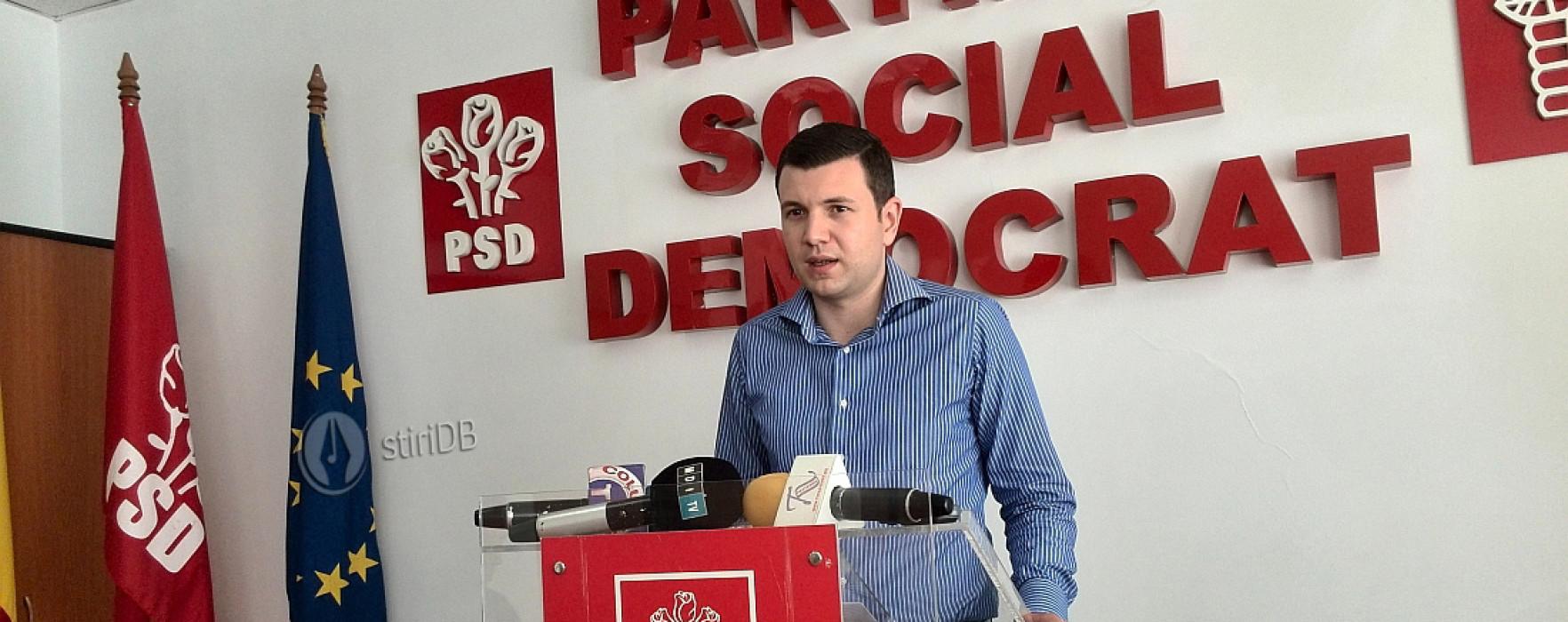 100 de delegaţi din Dâmboviţa la Consiliul Naţional PSD