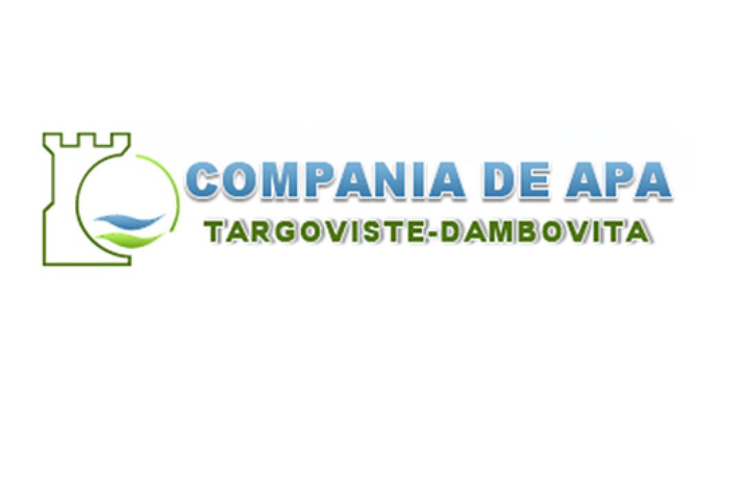 Compania de Apă Târgovişte Dâmboviţa: Anunţ emitere acord de mediu revizuit