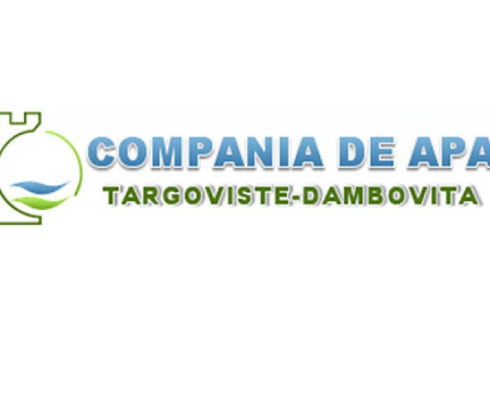 Compania de Apă Târgovişte Dâmboviţa: POIM este în grafic