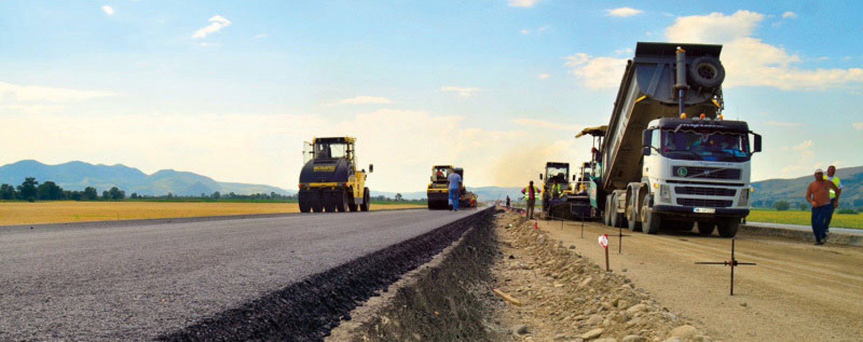 Masterplan: DN72 Găeşti-Ploieşti-Brăila, drum expres după anul 2030