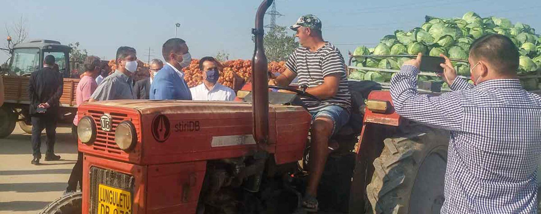 Locale2020 Reprezentanţii PSD Dâmboviţa susţin construirea unui depozit de legume şi a unei fabrici de amidon la Lunguleţu