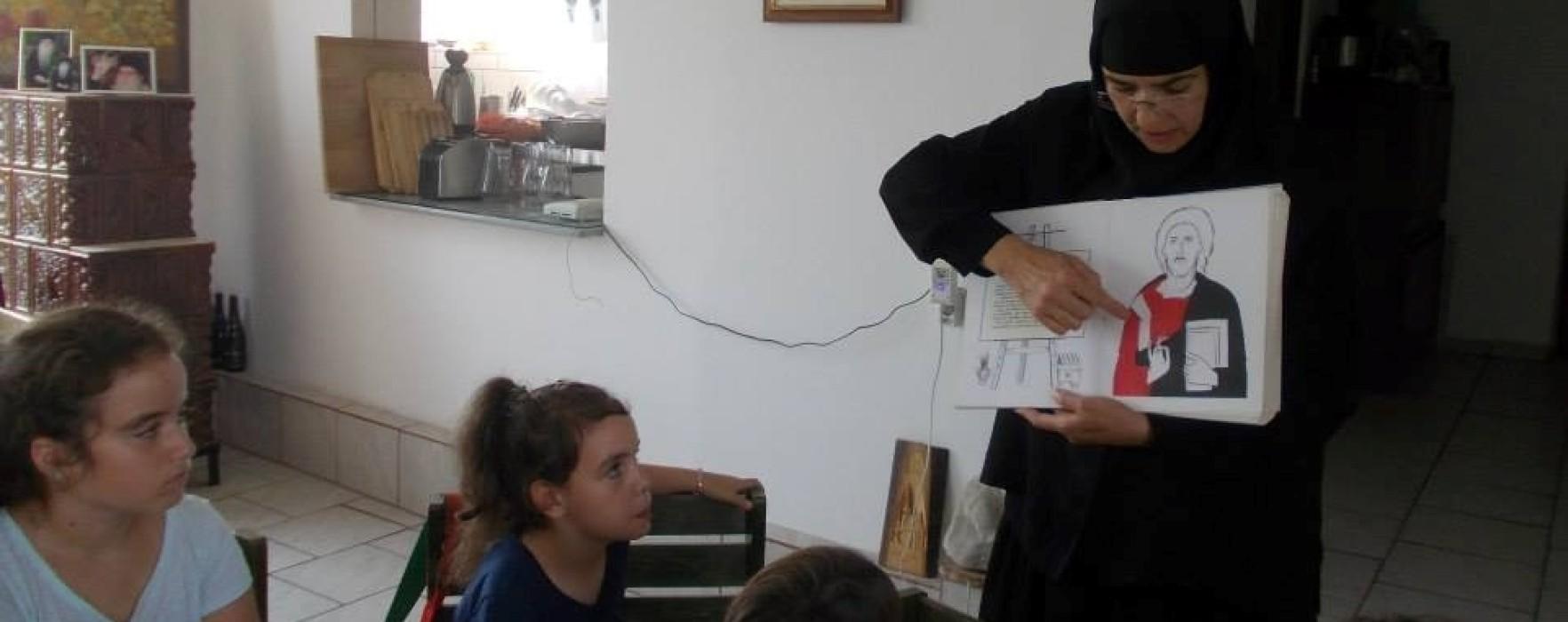Şcoală de vară parohială în Arhiepiscopia Târgovişte