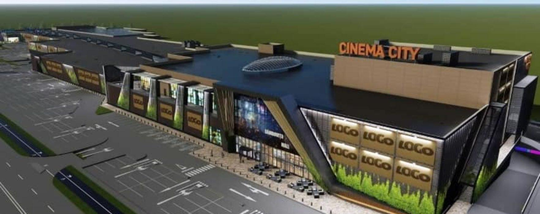 Târgovişte: Se lucrează la mallul de la fosta unitate militară de la gară