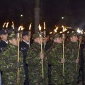 Manifestări de 1 decembrie, la Târgoviște (foto)