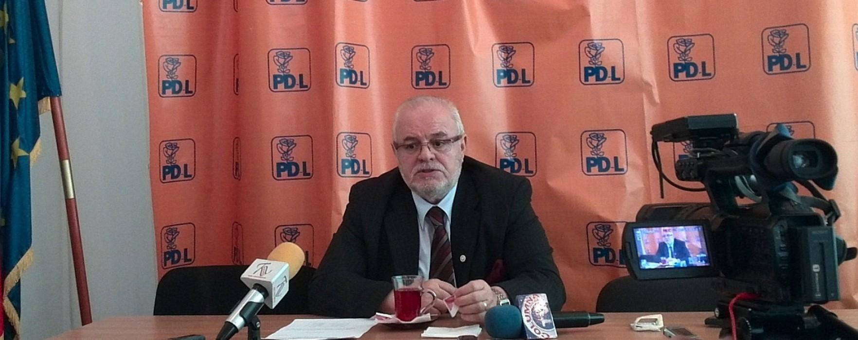 Marin Antonescu (PDL): În consiliul judeţean este o majoritate PSD-PNL, nu are rost să ne entuziasmăm